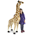 Melissa & Doug® Giant Animal Plush - Giraffe