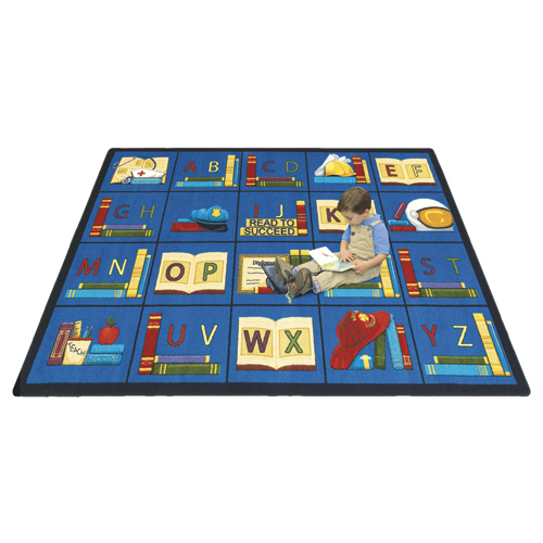 Joy Carpets Sit & Read™ Children's Reading Carpets