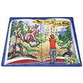 Joy Carpets Step Into a Good Book™ Children's Reading Carpets