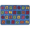 KIDS Value Rugs™ Alphabet Blocks Rug
