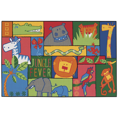 KIDS Value Rugs™ Jungle Fever  Rugs