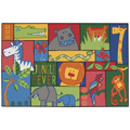 KIDS Value Rugs™ Jungle Fever  Rug