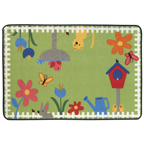 KIDS Value Rugs™ Garden Time Rugs