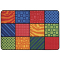 KIDS Value Rugs™Patterns at Play Rugs