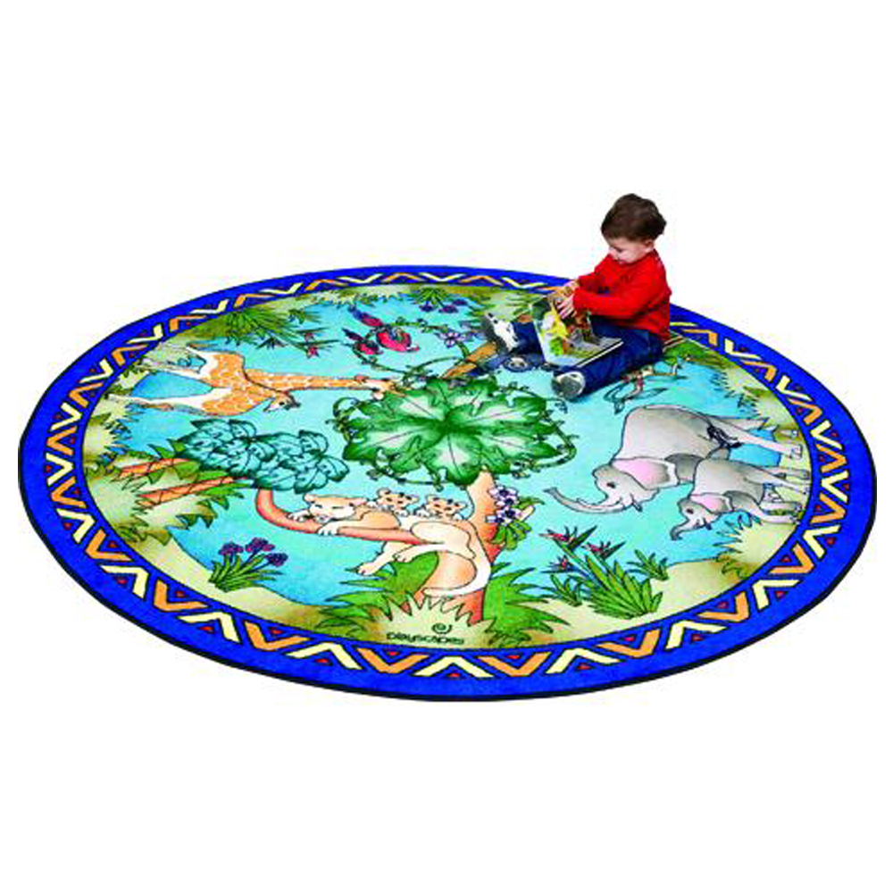 Playscapes® Animal Families Carpets
