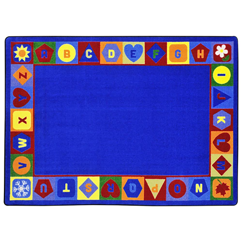 Joy Carpets Seasons & Shapes Alphabet ™Carpets