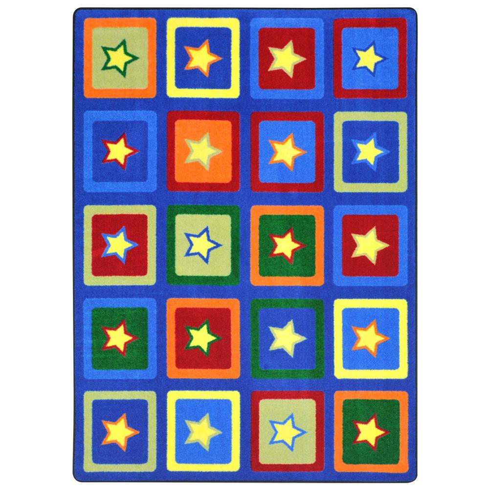 Joy Carpets Sitting Stars™ Rug