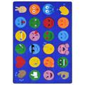 Joy Carpets Emojis Expressions™ Carpets