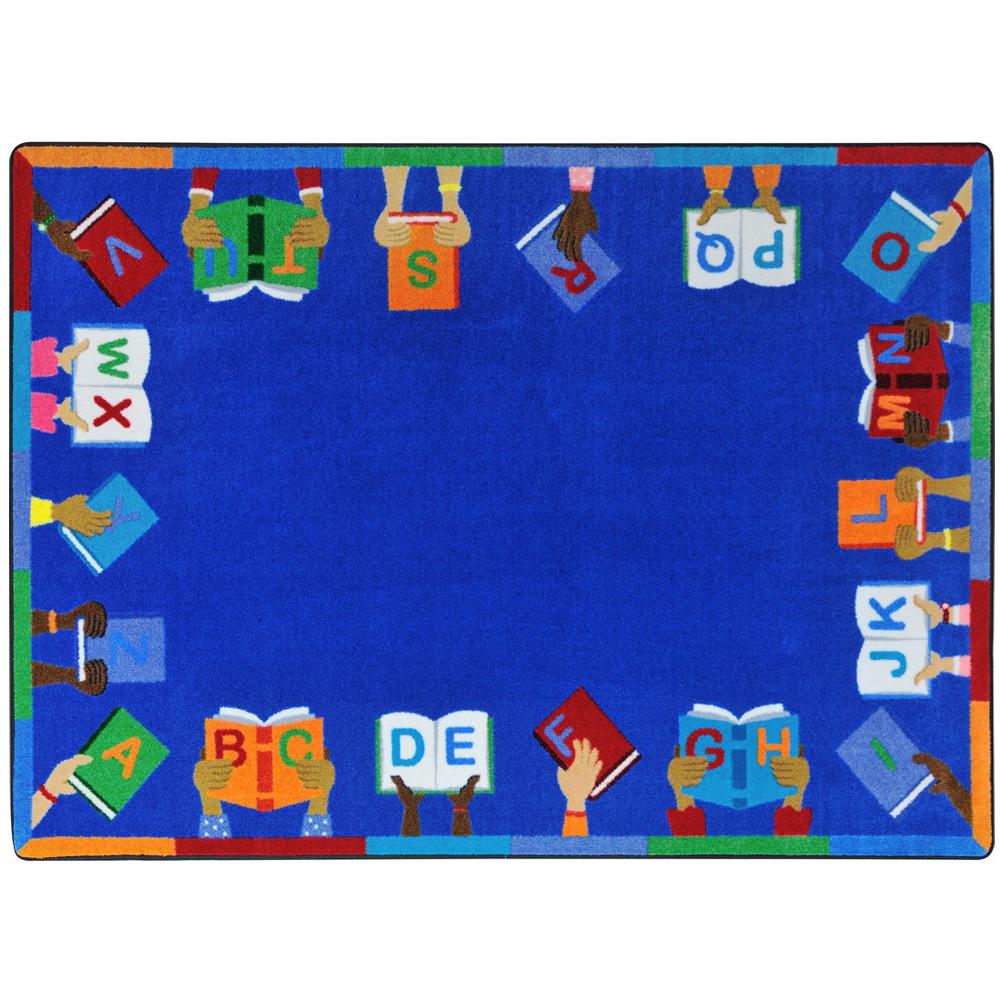 Joy Carpets Books Are Handy™ Carpets