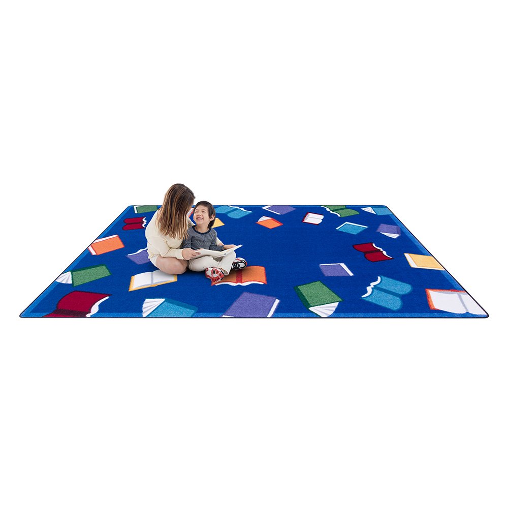 Joy Carpets Fly Away with Reading™ Carpets
