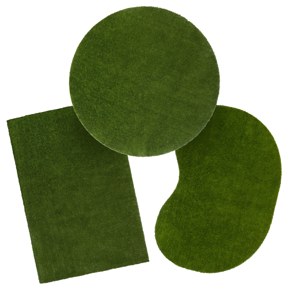 Joy Carpets GreenSpace™ Grass Rugs