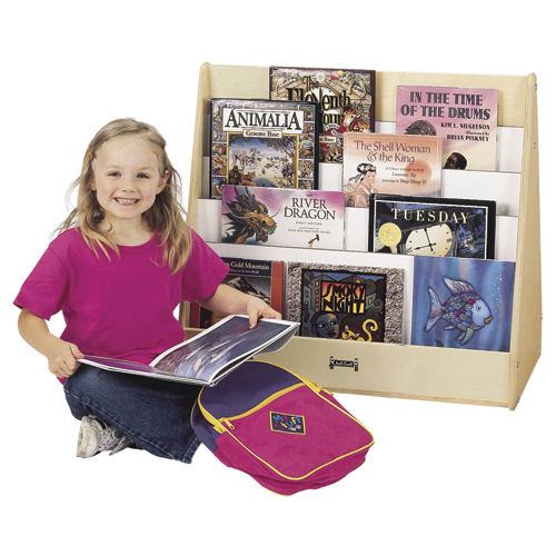 Jonti-Craft® Pick-A-Book Displays