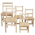 Wood Designs™ Children's Hardwood Chairs