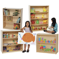 Wood Designs™ Children's Bookshelves