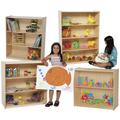 Wood Designs™ Children's Bookshelves