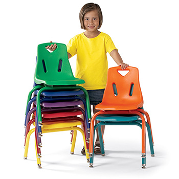 Jonti-Craft® Berries® Stack Chairs