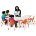 Jonti-Craft® RidgeLine™ KYDZ Activity Tables