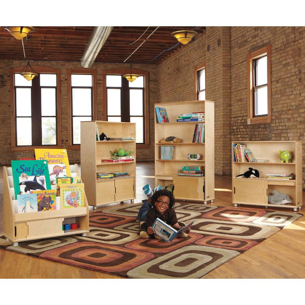 Jonti-Craft® True Modern Book Shelves