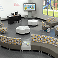 MooreCo® Kids Modular Soft Seating Collection