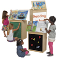 Wood Designs™ Big Book Easels