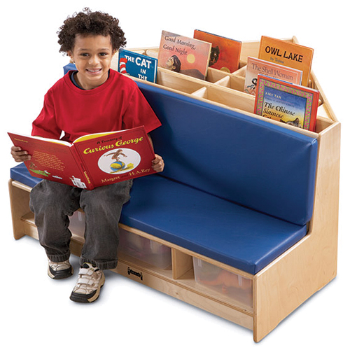 Jonti-Craft® Corner Literacy Nook