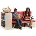 Modular Library/Storage Seating