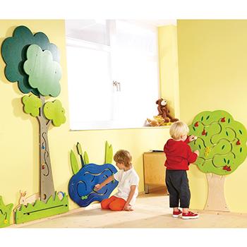 HABA - HABA®Wooden Play Wall Decor