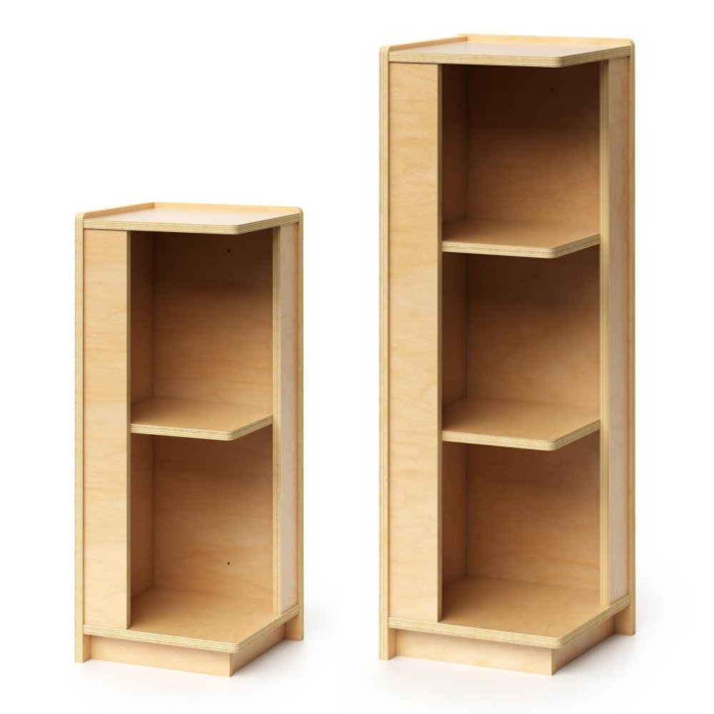 Whitney Brothers® Corner Storage Cabinet