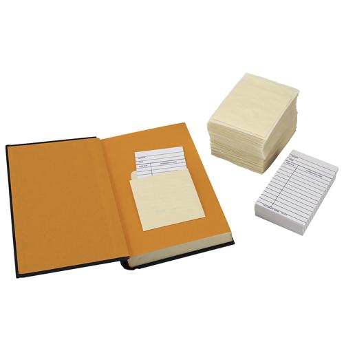 Book Pocket- Book Card Combo Packs