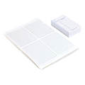 Deluxe Clear Book Pocket-Card Combo Pack