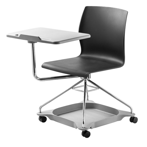 National Public Seating CoGo Mobile Tablet Chair