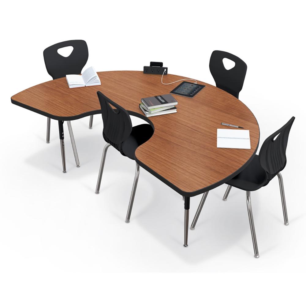 MooreCo® Adjustable Activity Tables - Kidney