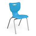 MooreCo® Hierarchy School Chair - Leg Base