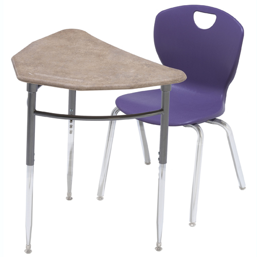 Scholar Craft™ Kaleidoscope Desk - Diamond Top