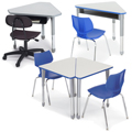 SMITH SYSTEM™ Interchange Desks