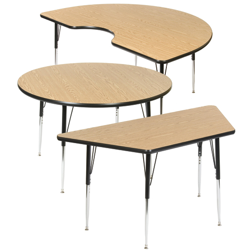 "Scholar Craft™ 22–30""H Activity Tables"