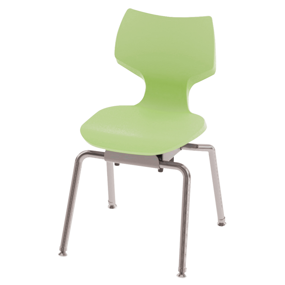 "SMITH SYSTEM® Flavors Noodle Chair - Leg Base - Grade 2-4, 16"" Seat Height"