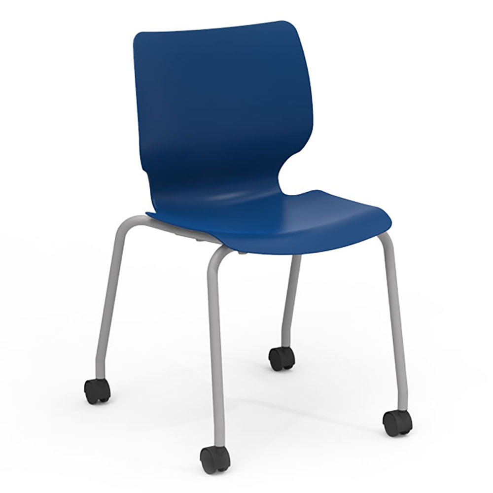 SMITH SYSTEM® Theorem™ Mobile Stack Chair