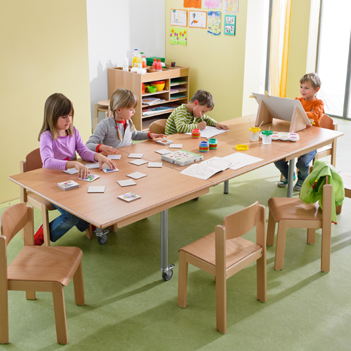 HABA® All Purpose Extending Table