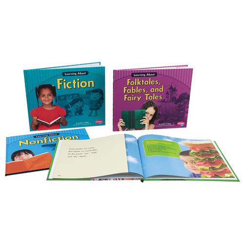 Language Arts 4 Book Set