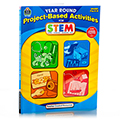STEM Year Round Project - Based Activities Book - Grades: PreK-K