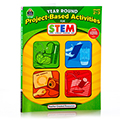 STEM Year Round Project - Based Activities Book - Grades: 2-3