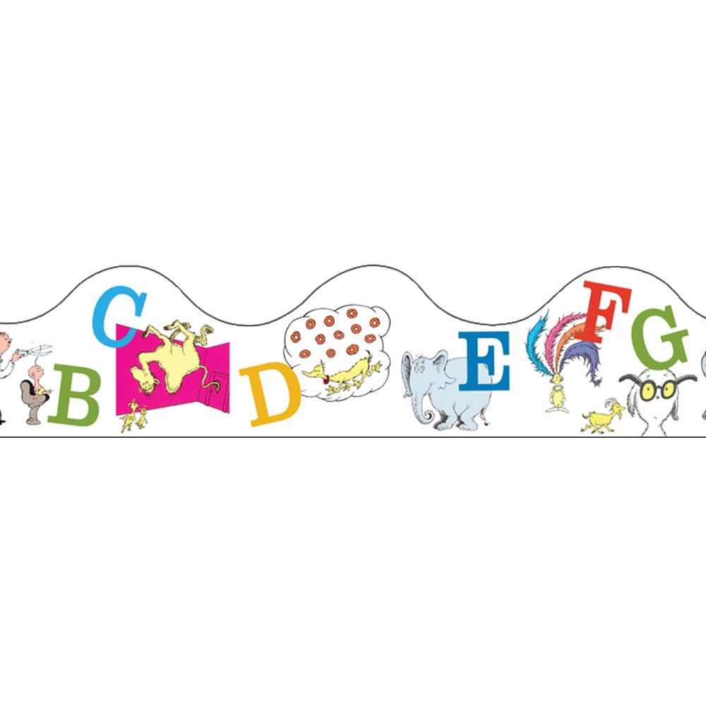 Dr. Seuss™ ABC's Deco Trim®