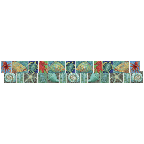 Coral Reef All-Around™ Double - sided Border