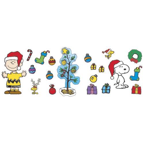 Peanuts® A Charlie Brown Christmas Bulletin Board Set