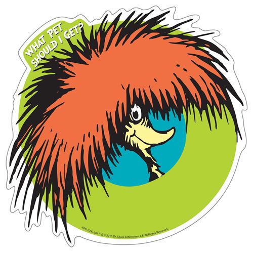 Save 60%   Dr. Seuss™ What Pet Should I Get? Paper Cut-Outs - 36/Pkg - CLEARANCE