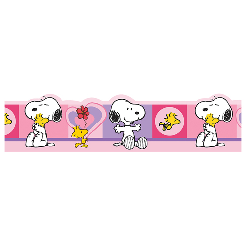 Peanuts® Valentine's Day Wide Deco Trim®