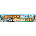 Ranger Rick® Learning is an Adventure Horizontal Banner