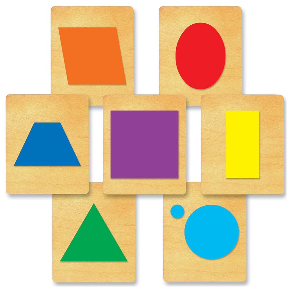 Ellison® SureCut™ Geometrics Die Set - 5 in.
