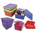 Stowaway® Shelf Boxes